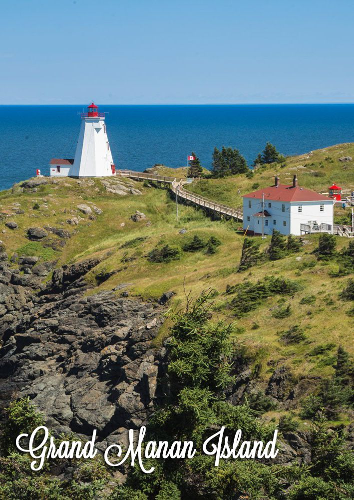 We thought we wouldn't have much to do on New Brunswick's Grand Manan Island. We were wrong!