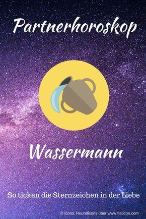 Partnerhoroskop für das Sternzeichen Wassermann: Was sagen die Sterne über die Liebe? Finde heraus, welche Sternzeichen zusammen passen - im AMORELIE Liebeshoroskop.