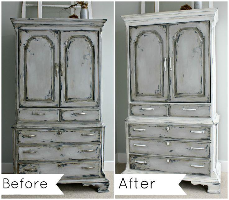 Furniture Painting...Again