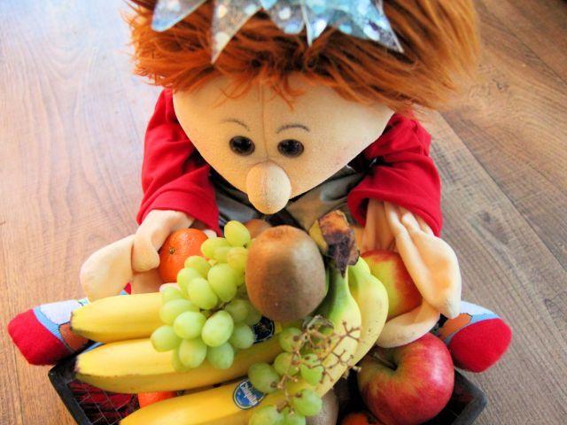 Allemaal fruit…