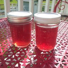 Pomonas Fireweed jelly