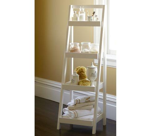 Nice Floor Standing Ladder/ Shelves. 17