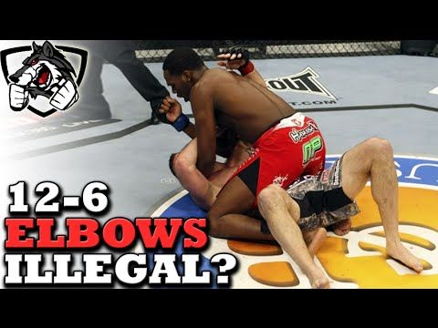 Jon Jones Only Loss: Why 12-6 Elbows are Illegal in MMA