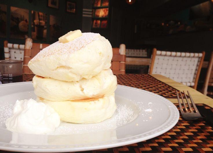 大阪難波にあるMicasadeco&Cafe(ミカサデコ&カフェ)のリコッタチーズパンケーキ!|月ウサギの食べ日記