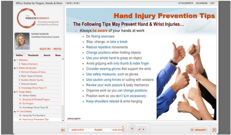 Hand Protection Safety Tips |Hand Safety Tips