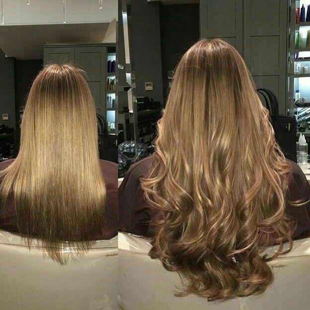 alargar tu cabello con extensiones se ha vuelto una