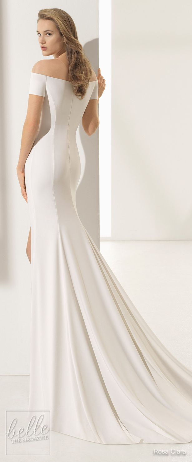 Simple Wedding Dresses Inspired By Meghan Markle Part 2 Casual Wedding Dress Wedding Dresses Simple Satin Bridal Gowns [ 1476 x 615 Pixel ]