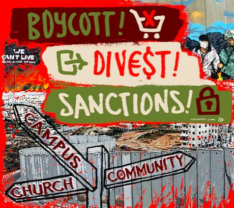 Santa Cruz, CA Event- Justice for Palestine: Boycott, Divestment and Sanctions | Friends of Sabeel - North America