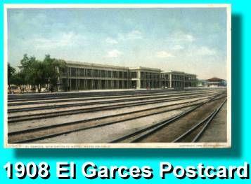 CA - El Garces Harvey House