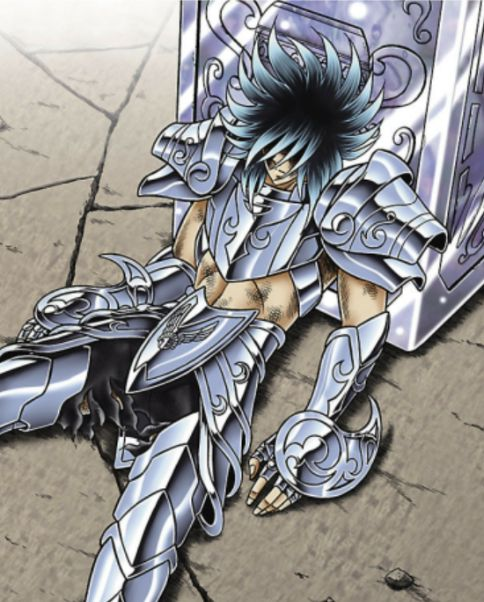Saint Seiya Next Dimention, Crateris Suikyo