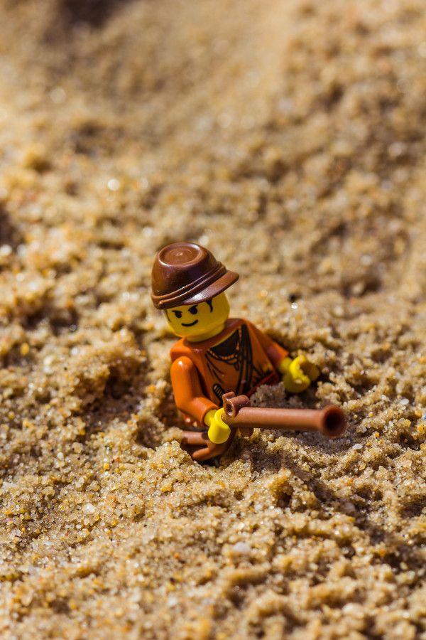 Mr. Lego Hunter