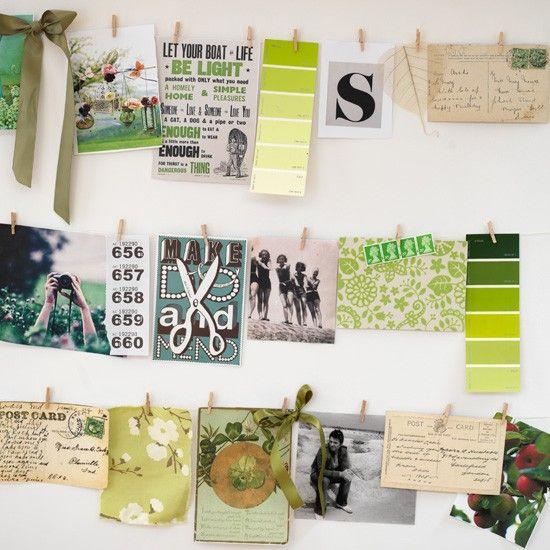 notice board styling by Selina Lake