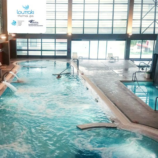 De-stress Your Mind and Body at Loutraki Thermal SPA!!!