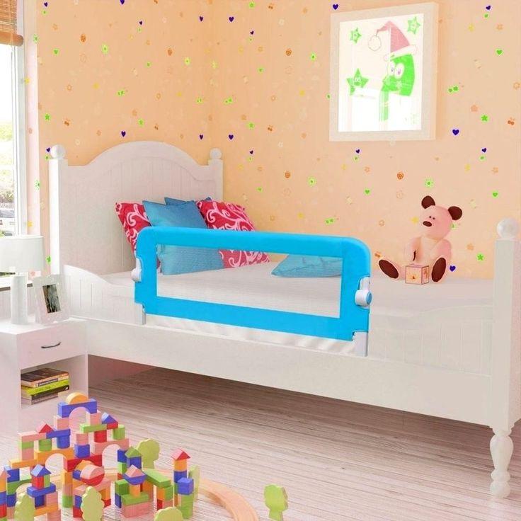 Kinderbettgitter Bettgitter Bettschutzgitter Kinderzimmer Baby Fallschutz 102cm