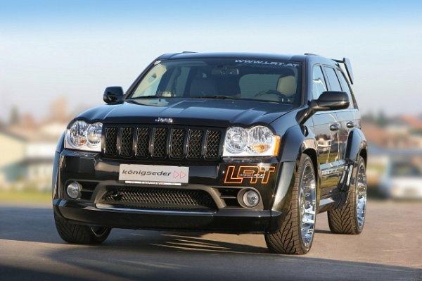 #SouthwestEngines Konigseder Jeep Grand Cherokee SRT8 2008