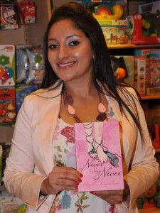 Book Review: Never Say Never By Anjali Kirpalani | M E R R Y B R A I N S