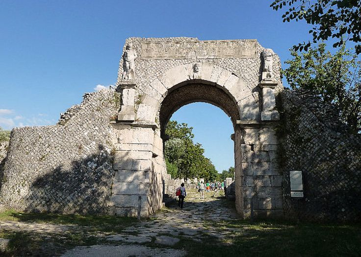 boiano italy | Grand Tour Italy: SAEPINUM. SILENT WITNESS OF OUR PAST