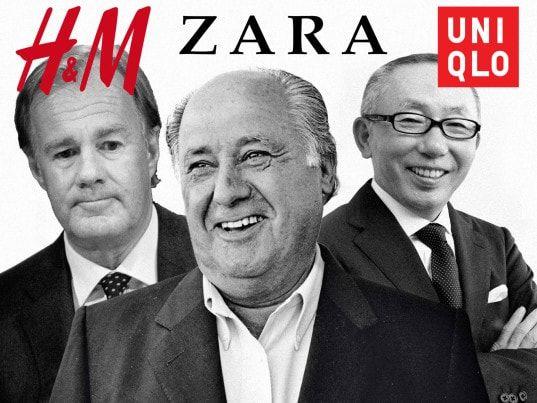 Amancio Ortega o dono da Zara é eleito o homem mais rico do mundo pela Forbes stylo urbano #zara #moda