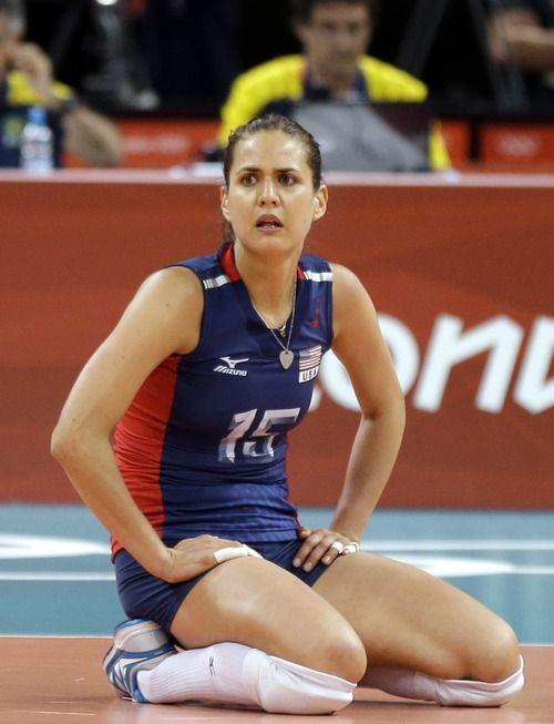 logan tom usa volleyball player 5 Volleyball Court No Nos