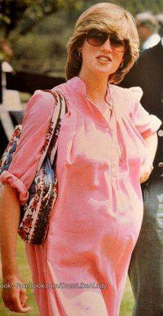 June 4, 1982: Princess Diana arrives at the Guards Polo Club grounds to watch Prince Charles play a polo match.