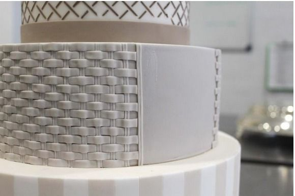 How To Make A Basket Weave Effect : Best images about cake tutorials on car