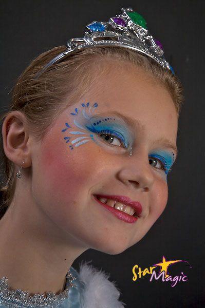 prinses schminken
