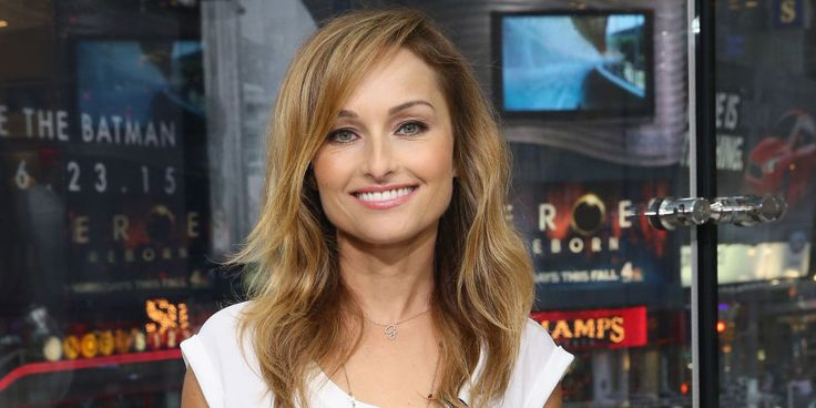What Giada de Laurentiis Eats To Get A Flat Stomach
