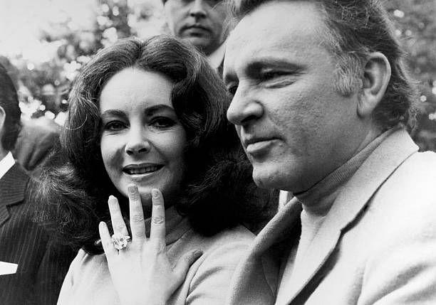 Pin On Richard Burton Elizabeth Taylor