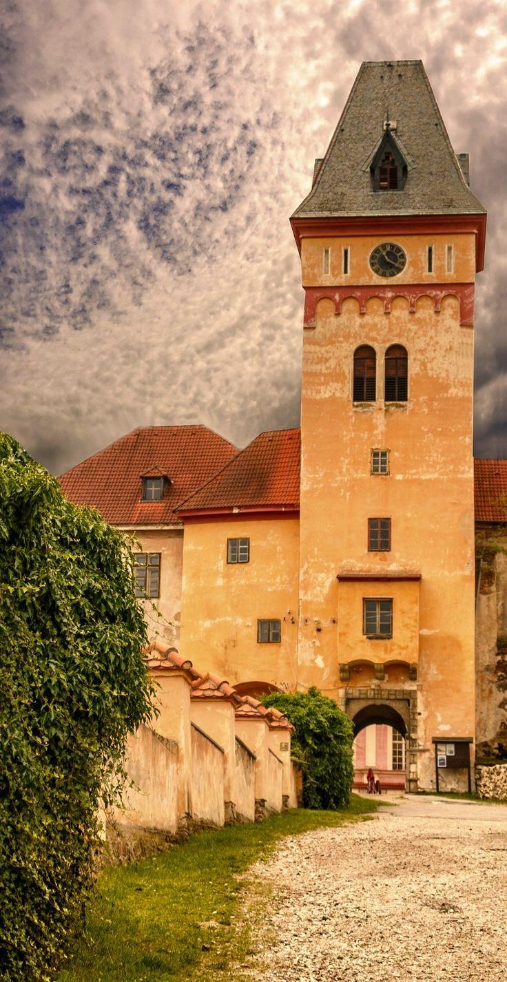Vimperk Castle, (South Bohemia), Czechia