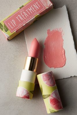 Anthropologie Tinted Lip Treatment