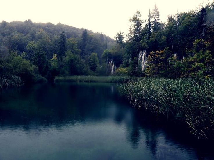 beautiful Plitvice Lakes, Croatia
