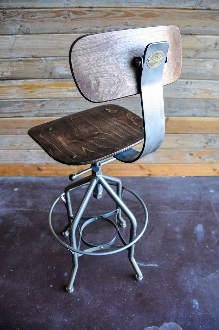 Wright Chairs by Vintage Industrial Furniture