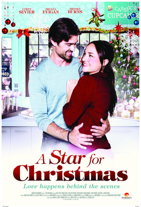 A Star For Christmas (TV Movie 2012) omg I loved this so much!! If only Alex had been MGG...if only.