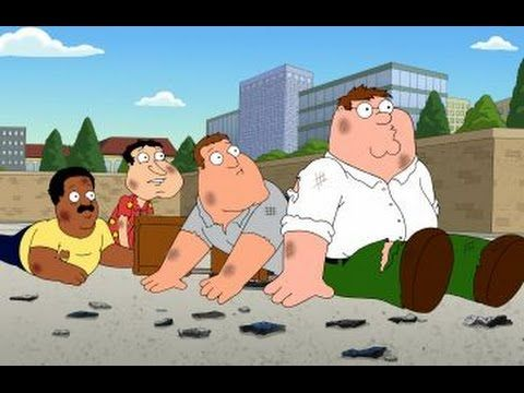 Family Guy Full Episodes Season 12 Episode 15,16 - Animated Comedy Series