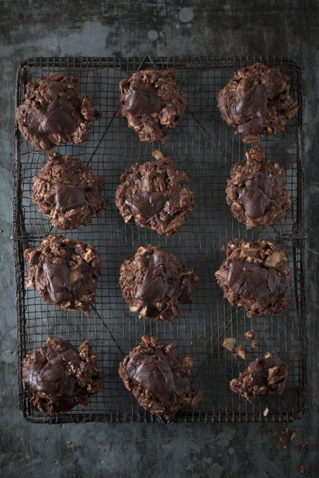 Chocolate Chip Cookies - The Healthy Chef