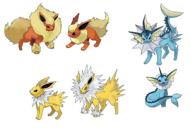 Fake Mega Eevee Evolutions Yahoo Image Search Results