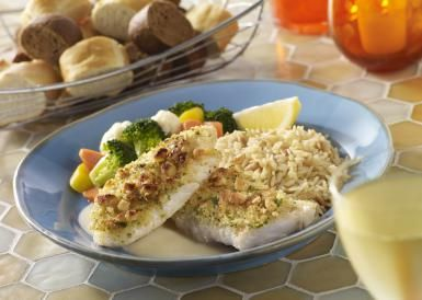 Baked Red Snapper with Garlic and Herbs: Baked Red Snapper