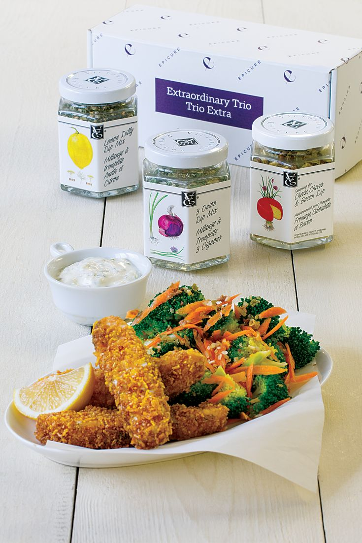 No Fry Fish Sticks #goodfoodrealfast #fish