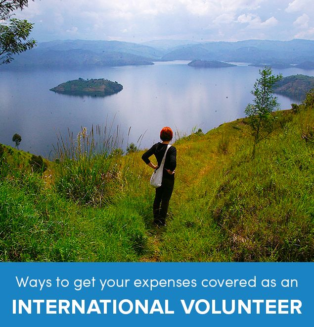 How to Find Paid Volunteer Work Abroad