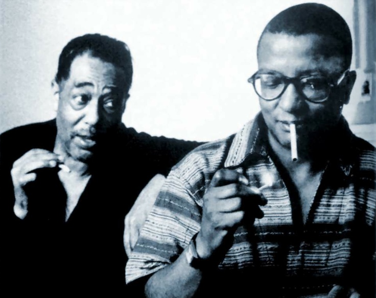 BILLY STRAYHORN, great american composer, one of the greatest arrangers... ➥ to read the article, click on the picture