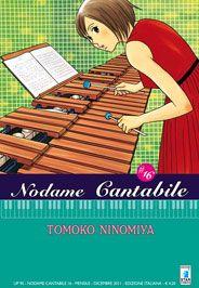 Nodame Cantabile Vol. 16