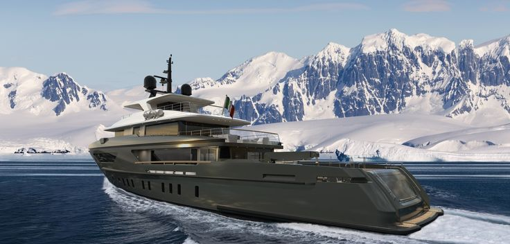 #Sanlorenzo 460Exp - The #460Exp is designed to give her owner a real taste of #adventure: the exploration of distant and exotic #destinations, with the safety and comfort associated with a #superyacht, combining the experience, #craftsmanship, and #innovation for which Sanlorenzo is famous. #Sanlorenzo460Exp #Madetomeasure #Custommade #Luxury
