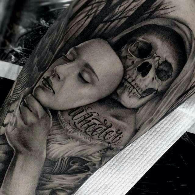 Tattoo Woman Mask: 37 Best Tattoos Motherfucker Images On Pinterest