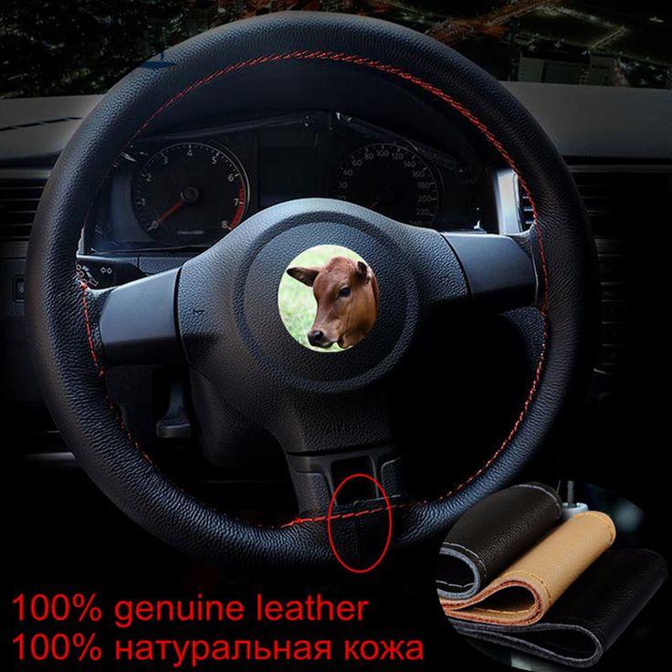 DIY-Genuine-Leather-Car-Steering-Wheel-Cover-With-Needles-and-Thread-Universal-Funda-Volante-Cuero/32367244398.html * Nazhmite na izobrazheniye dlya boleye podrobnoy informatsii.