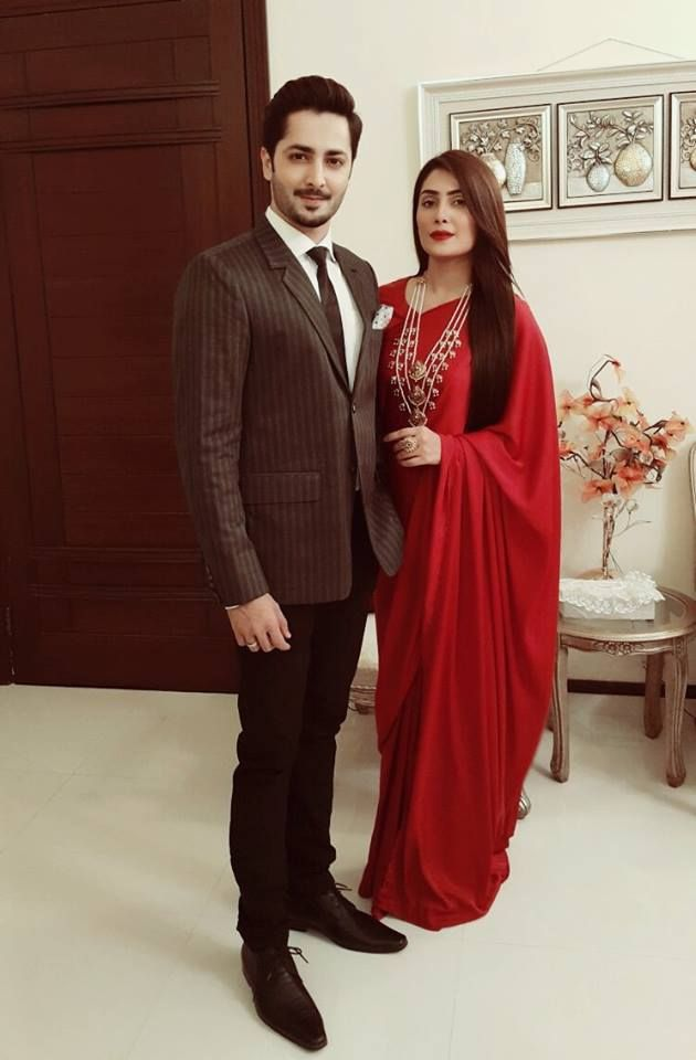 Exclusive-Clicks-of-Ayeza-Khan-and-Danish-Taimoor