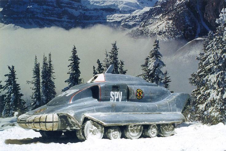 SPV - Spectrum Pursuit Vehicle