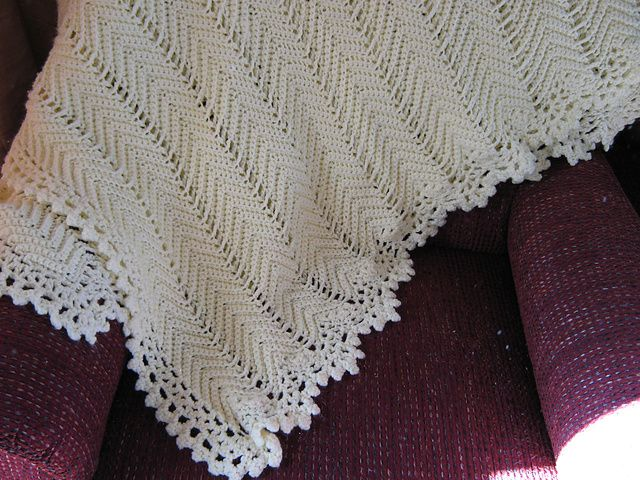 Ravelry Vintage Lace Pattern By Terry Kimbrough