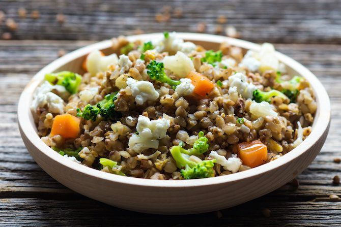insalata grano saraceno