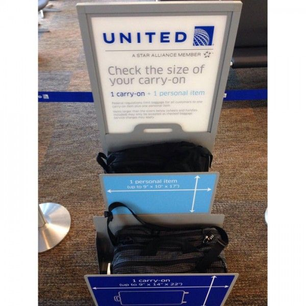 Best 25 United Airlines Carry On Ideas On Pinterest