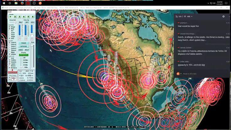 7/31/2017 -- Global Earthquake Update -- East Coast / New York / Quebec ...